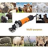 WJCD Sheep Shears Animal Clipper,Alpaca Camels