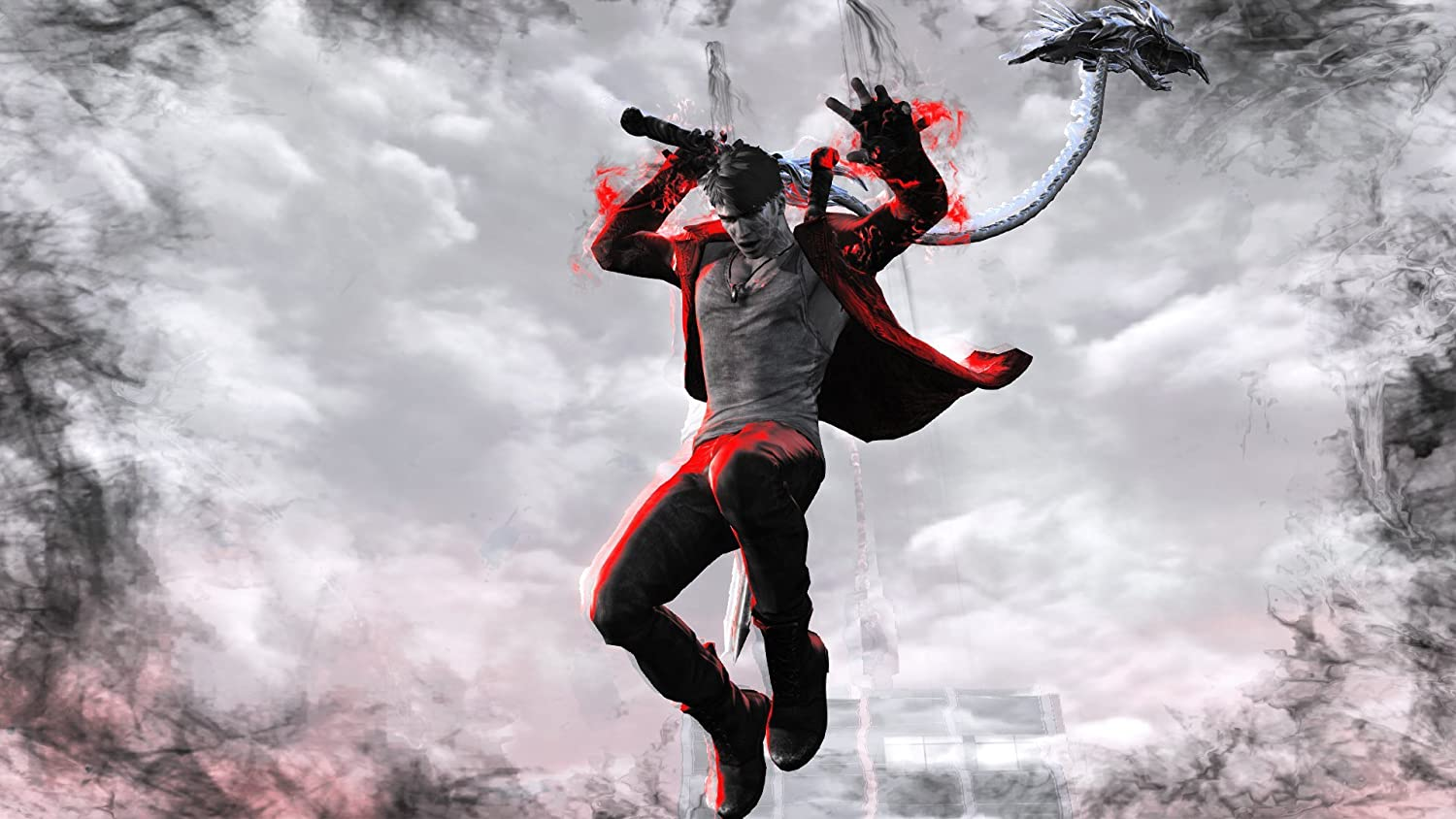 Image result for Menu Theme (Devil May Cry 5)