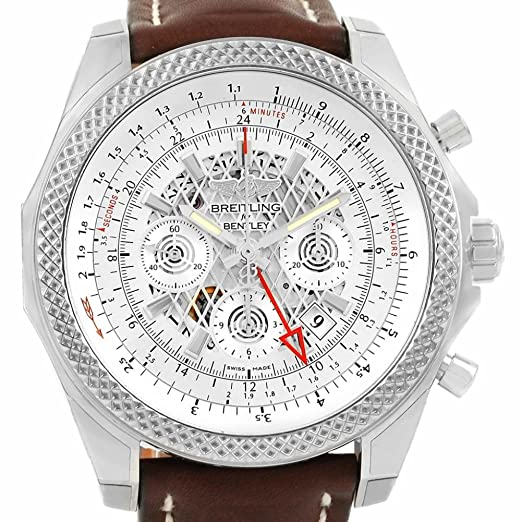 Breitling Bentley automatic-self-wind Mens Reloj ab0431 (Certificado) de segunda mano: Breitling: Amazon.es: Relojes