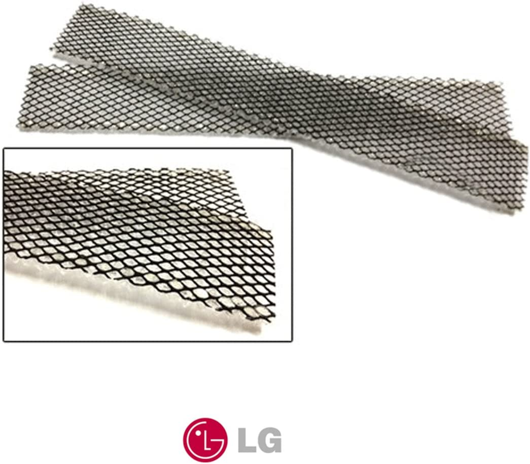 Filtro Aire Acondicionado Aire Acondicionado LG LS 2 piezas 295 x ...