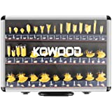 KOWOOD Router Bits Sets of 35B Pieces 1/4 Inch T Shape Wood Milling Cutter
