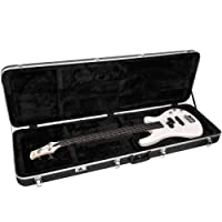 Armourdillo ABS Hard Molded Flight Case for Full-Size Bass Guitars