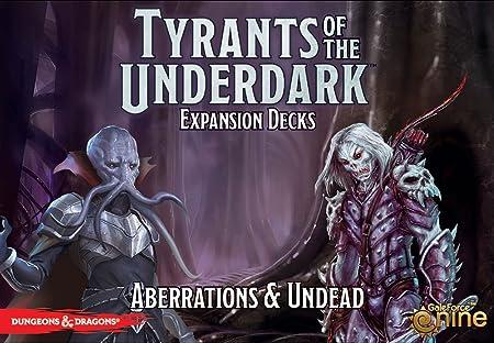 Gale Force Nine GF974003 Dungeons y Dragons: Tyrants of The Underdark Expansion - Juego de Mesa [Importado de Alemania]: Amazon.es: Juguetes y juegos
