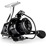 KastKing Megatron Spinning Reel, Freshwater and Saltwater Spinning Fishing Reel, Rigid Aluminum Frame 7+1 Double-Shielded Sta