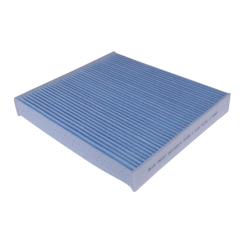 Blue Print ADT32514 Innenraumfilter/Pollenfilter, 1 Stück: Amazon.de ...