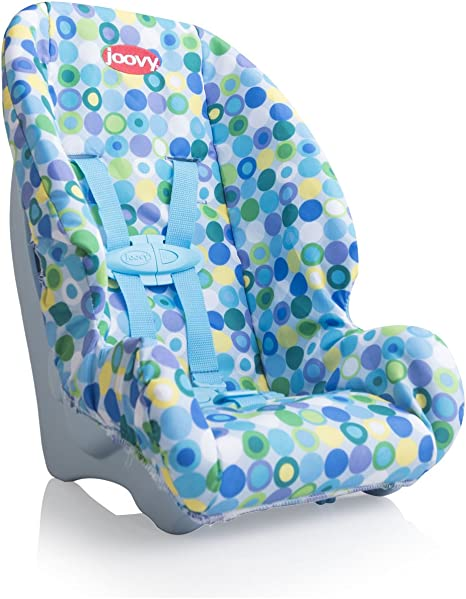 Joovy Booster Seat (Pink or Blue Dot)