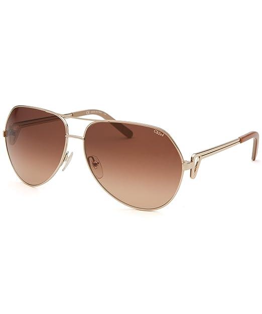 Chloé - Gafas de sol - para mujer Brown Gradient: Amazon.es ...