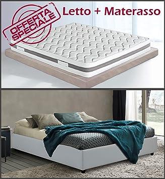 Sararreda Promozione Golden Relax Letto Contenitore Sommier ...