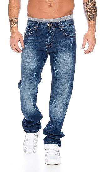 Details zu Stylische Herren Jeans Hose Denim Herrenjeans