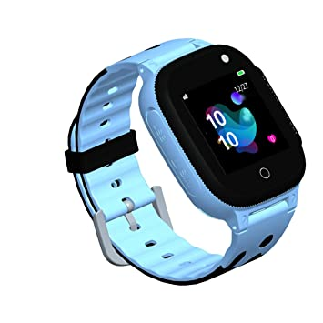 Reloj Inteligente para niños con GPS, Reloj Digital de Pulsera, teléfono SOS, Alarma, cámara, Reloj para niños, Edad de 3 a 10 años, niños y niñas con ...