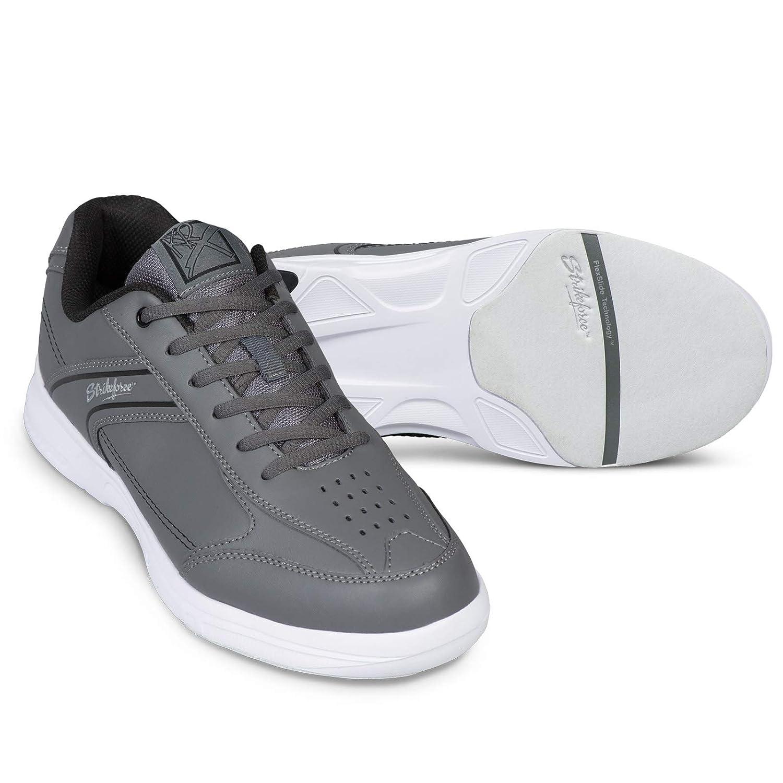 KR Strikeforce Mens Flyer Lite Slate//Black Bowling Shoes