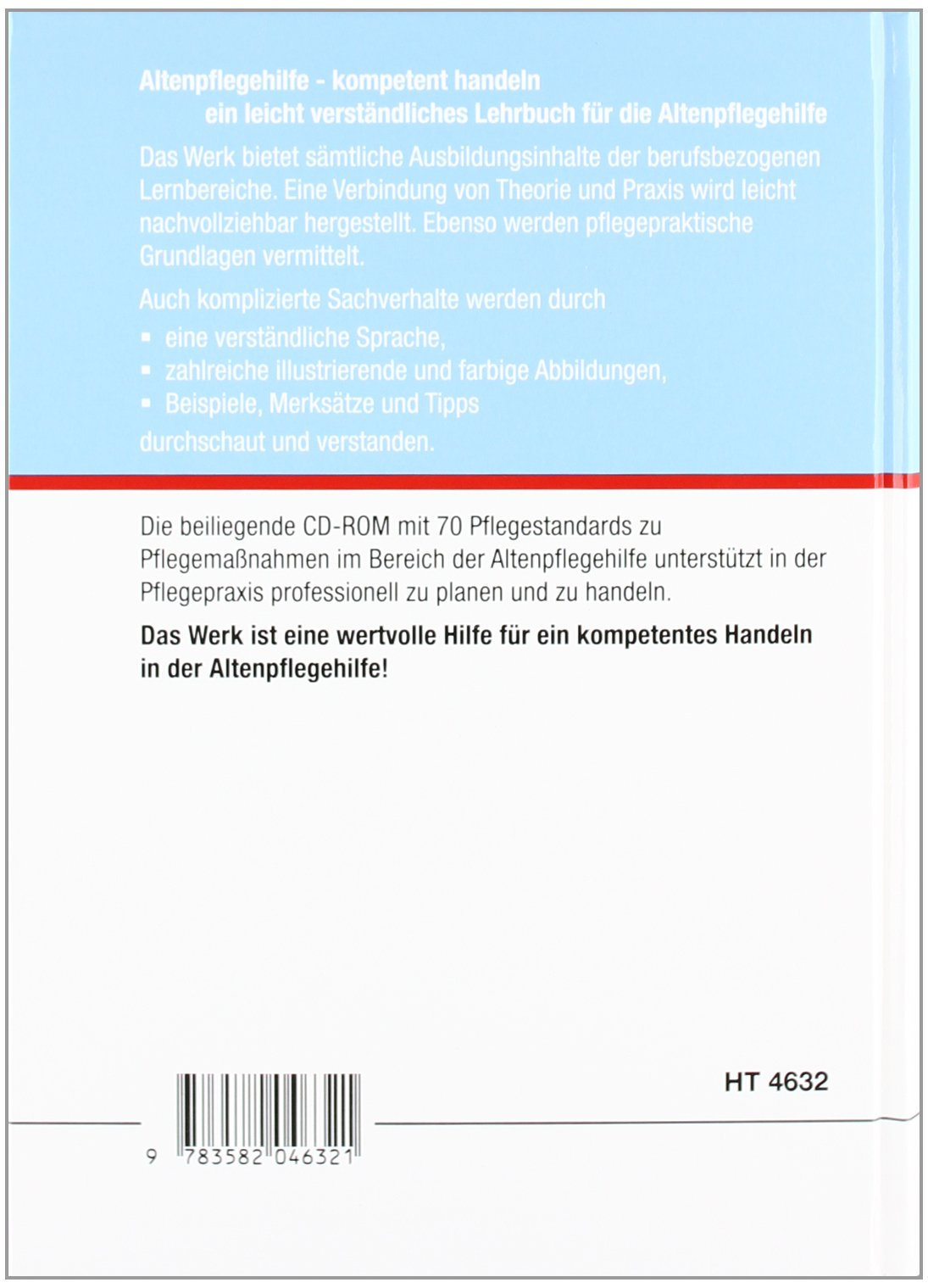 altenpflegehilfe kompetent handeln 9783582046321 amazoncom books - Pflegestandards Beispiele