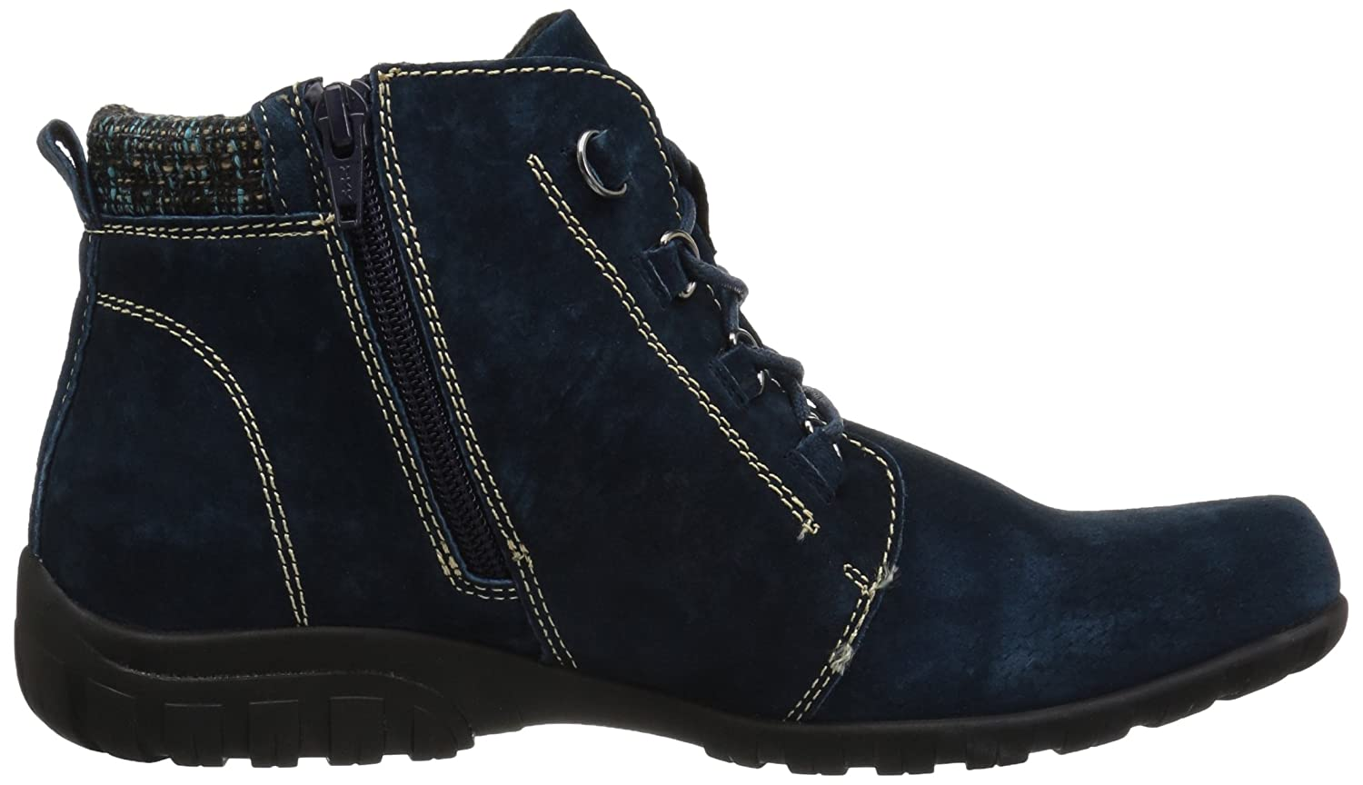 Propet Women's Delaney Ankle Bootie B01N9C3VYQ 6 B(M) US|Navy