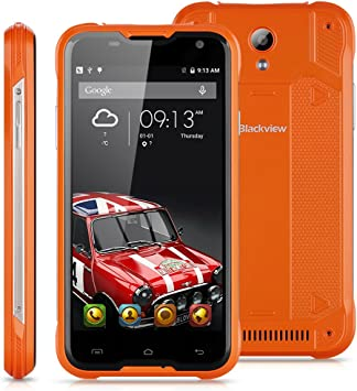 Blackview BV5000 LTE 4G- Smartphone Libre Android Impermeable Ip67 ...