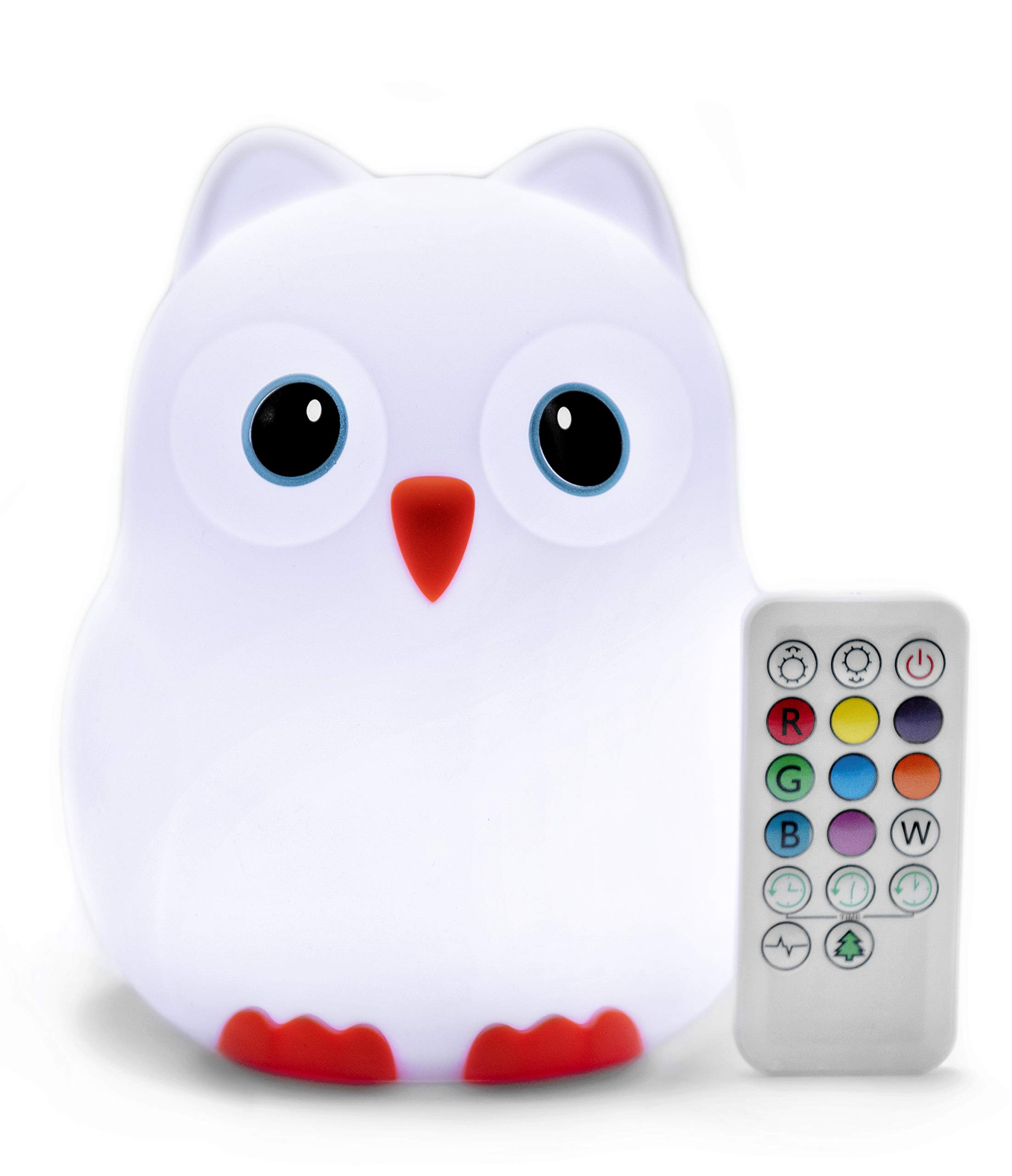 Goodnight Owl Rechargeable Night Light