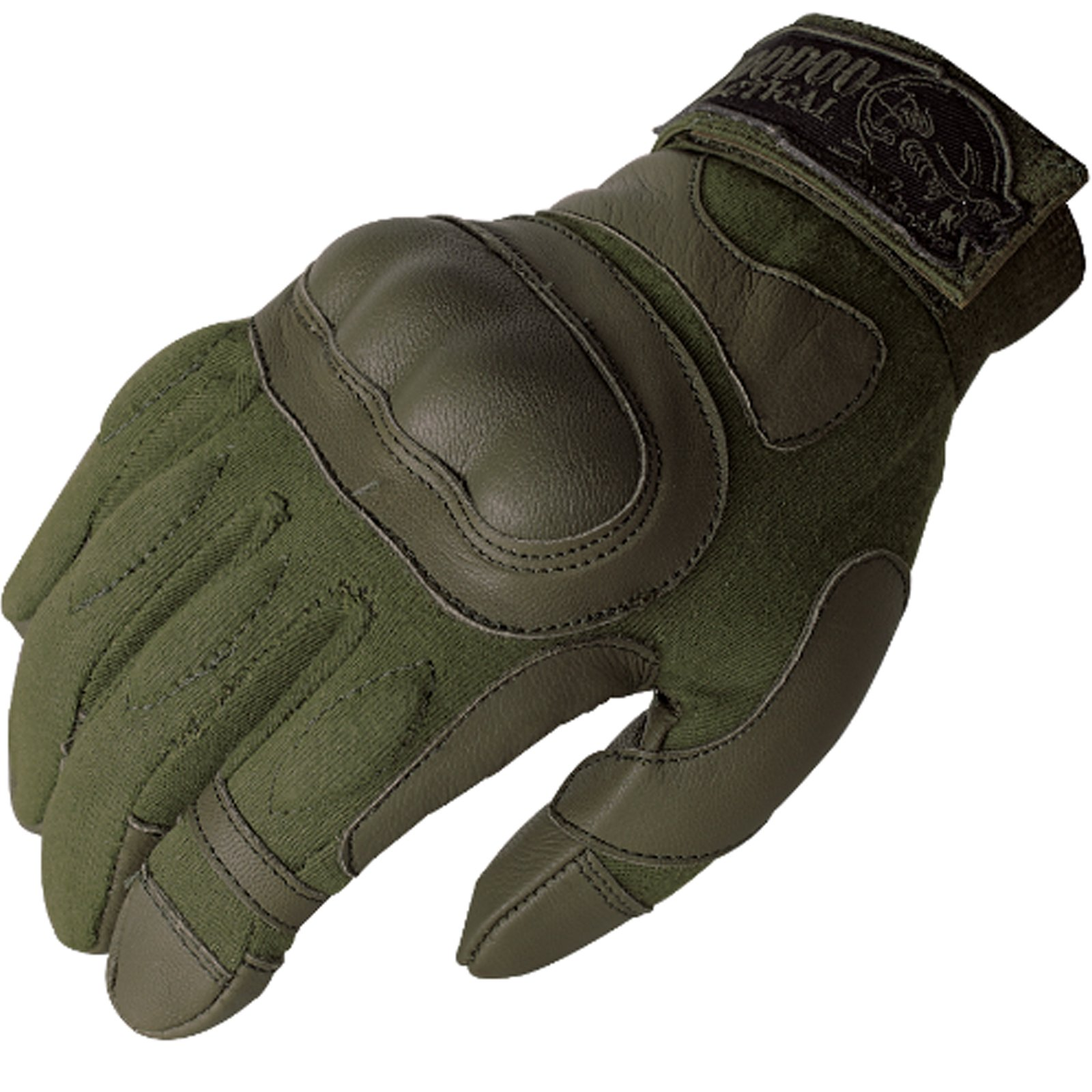 VooDoo Tactical 20-9078004097 Phantom Gloves, OD, XX-Large