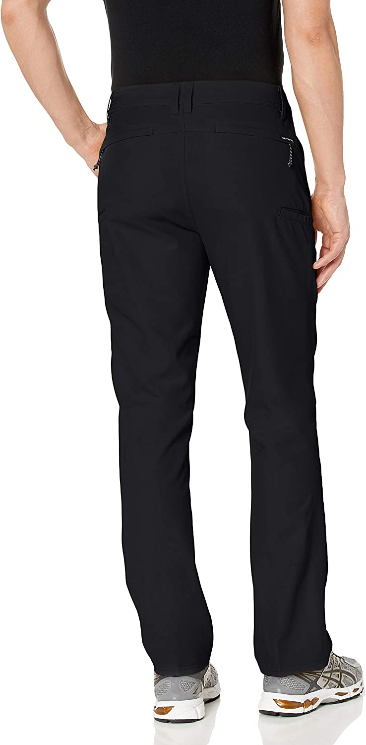 HUK Men's Reserve Quick-Drying Performance Fishing Pants with UPF 30+ Sun Protection : Clothing