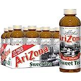 Arizona Premium Brewed Southern Style Sweet Tea, 16 Fl Oz (Pack of 12)