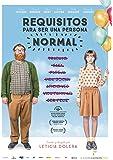 Requisitos para ser una persona normal [DVD]