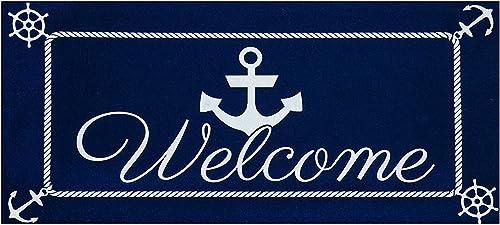 Anchor Welcome Sassafras Switch Mat Floormat