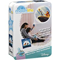 Disney Moonlite, The Lion King Value Pack with Storybook Projector for Smartphones and 1 Story Reel