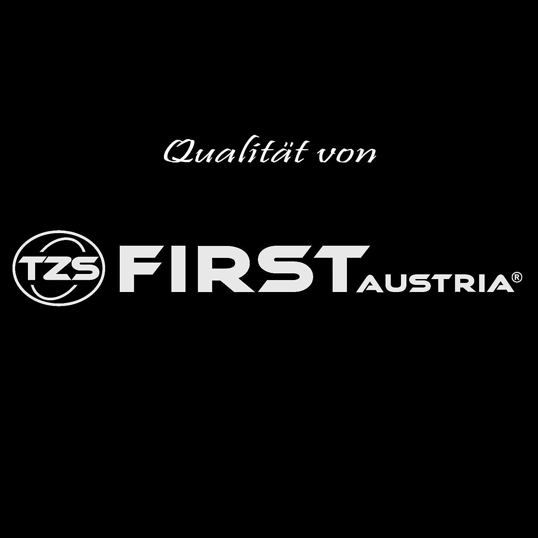 3 Wurstaufsätze 3 Lochscheiben Edelstahl Schneidemesser mit 4 Klingen TZS First Austria FA-5140 Metall-Getriebe Kibbe-Aufsatz für gefüllte Fleischbällchen 1800 Watt elektrischer Fleischwolf mit Wurstaufsatz