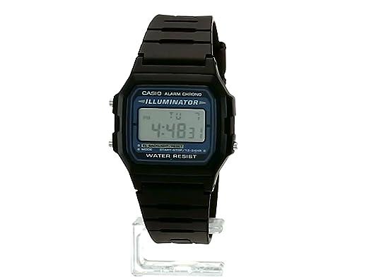 ad9505d206 Amazon | [カシオ]CASIO 腕時計 スタンダード F-105W-1A | 国内メーカー | 腕時計 通販