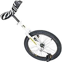 QU-AX Monocycle Luxus 20 Pouces Blanc