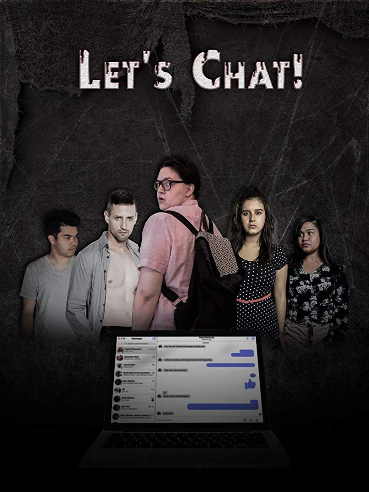 Let's Chat! on Amazon Prime Video UK