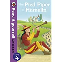 Read It Yourself the Pied Piper of Hamelin (mini Hc) level 4