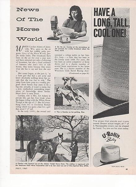 Amazon.com  U-Rollit Bailey Straw Hat Have A Long 0789ae42980