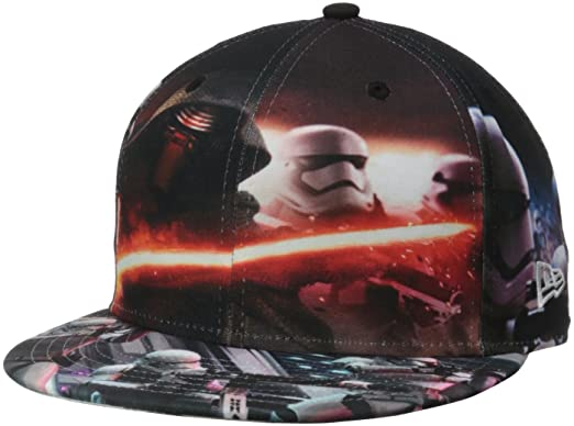 6fa678f8316 Amazon.com  New Era Men s All Over Battle Forawa OTC Cap  Clothing