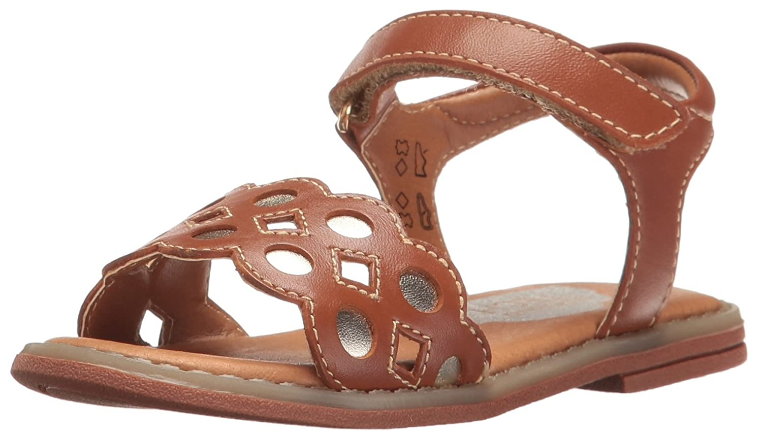 Cheap Sale Lowest Price Sale Choice Umi Cora Sandal(Girls') -White Leather For Cheap Cost Online Buy Online Cheap P7ixWKUqY