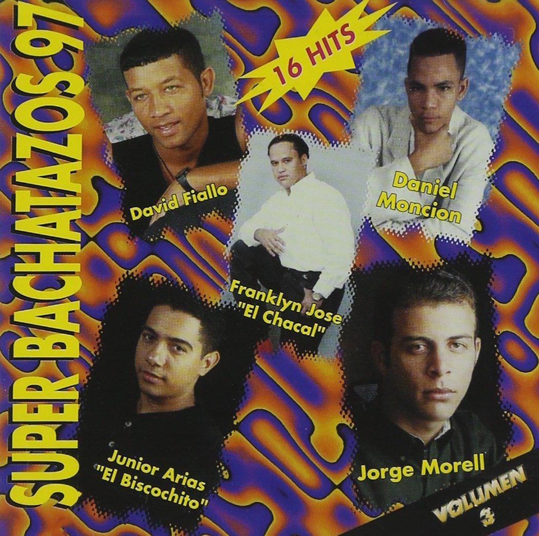 SUPER BACHATAZOS '97