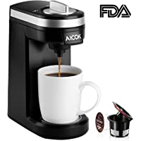 Aicok Single Serve 12 Oz Coffee Maker