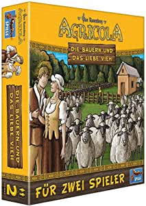 Agricola - All Creatures Big and Small (The Big Box) Board Game ...