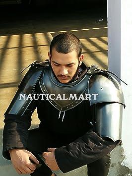 NauticalMart Medieval LARP Reenactment Battle Gorget