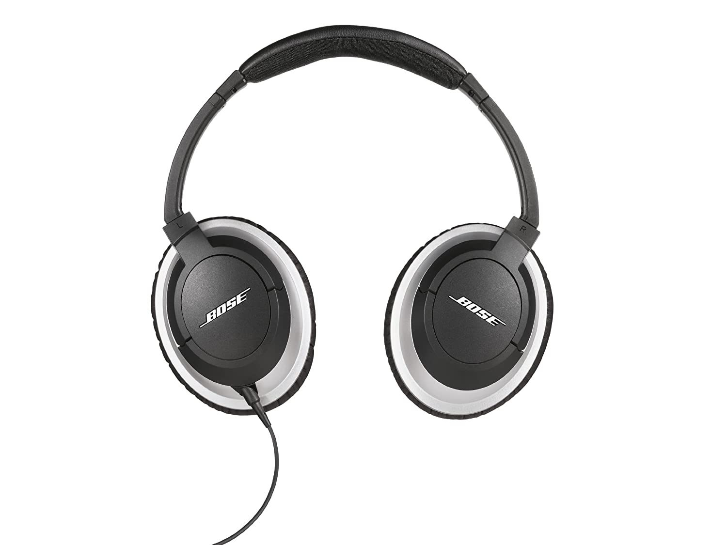 Amazon.com: Bose AE2 Around-Ear Audio Headphones, Black: Home Audio ...