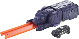 Hot Wheels Marvel Black Panther Command Center Playset