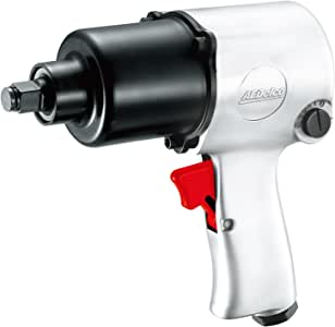 """ACDelco BLOW-OUT OFFER! Heavy Duty 1/2"""" Air Impact Wrench, Twin Hammer, 650 ft-lbs Max Torque with Composite body and Comfort Grip, ANI403"""