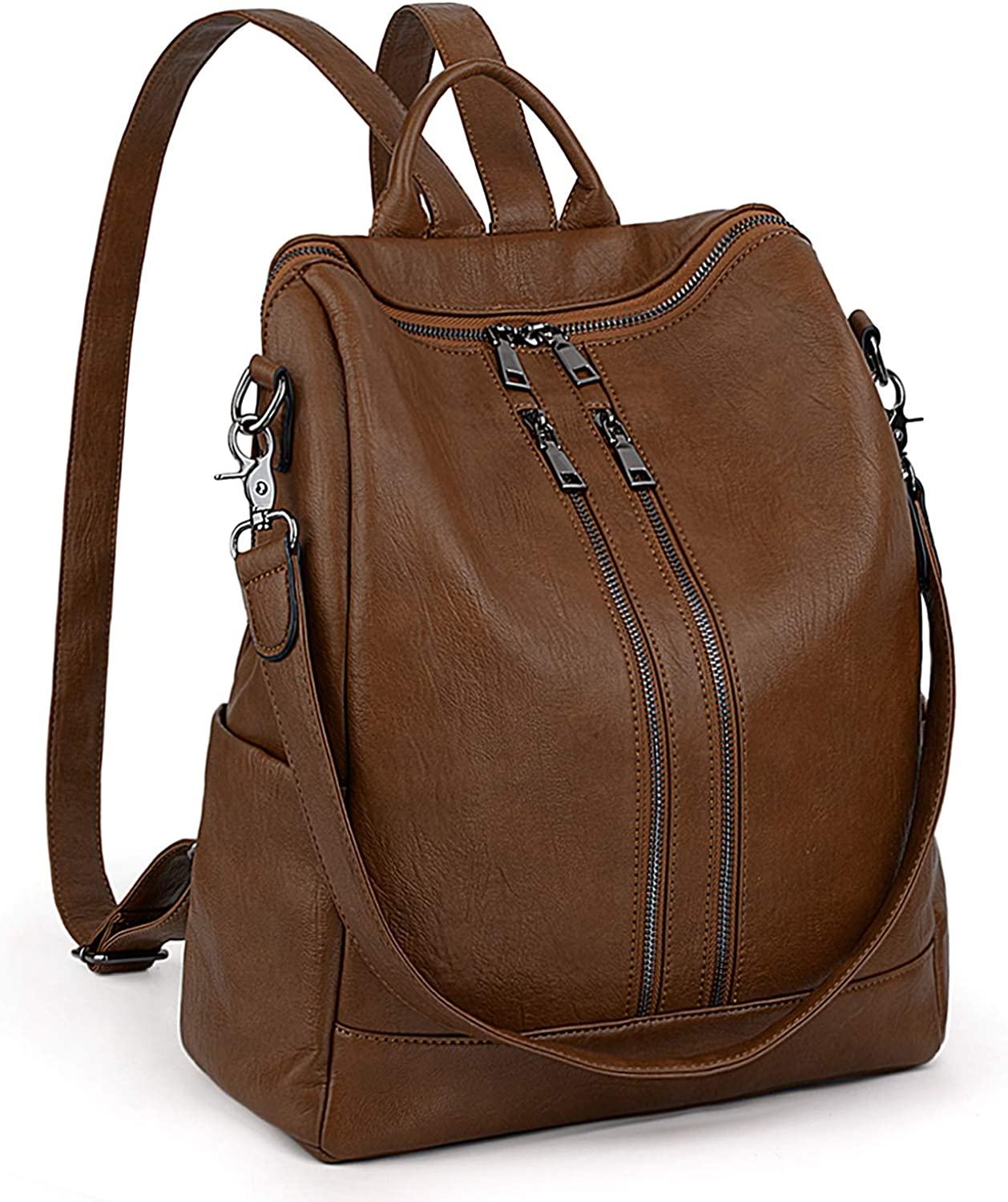 Women Backpack Purse UTO PU...