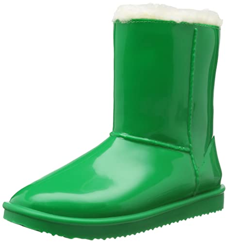 Womens Rain Sheep Schlupfstiefel nat-2