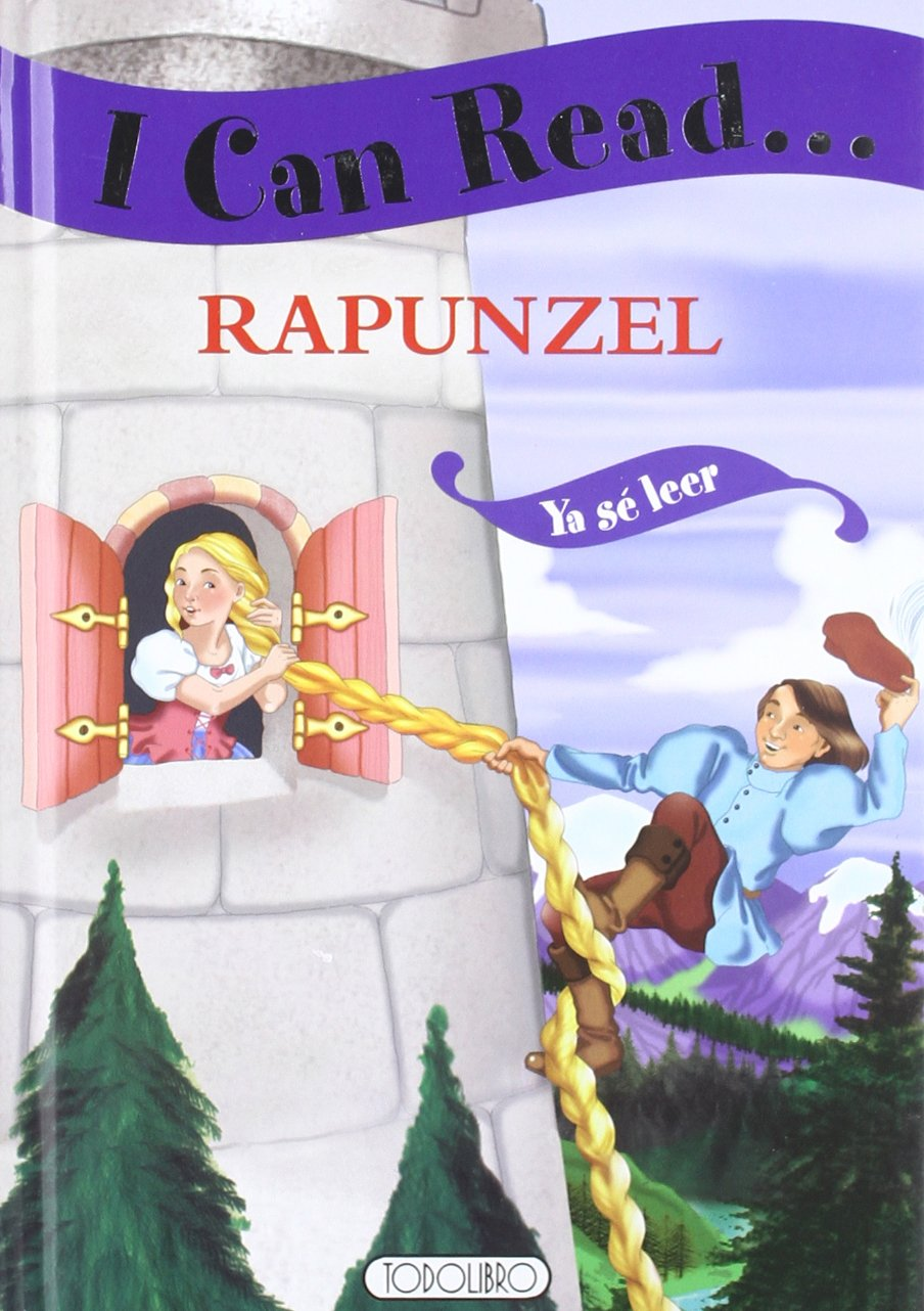 RAPUNZEL. -I CAN READ- PDF