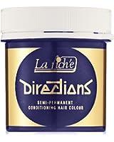 LaRiche Directions Haarfarbe Atlantic, blue, 1er Pack (1 x 89 ml)