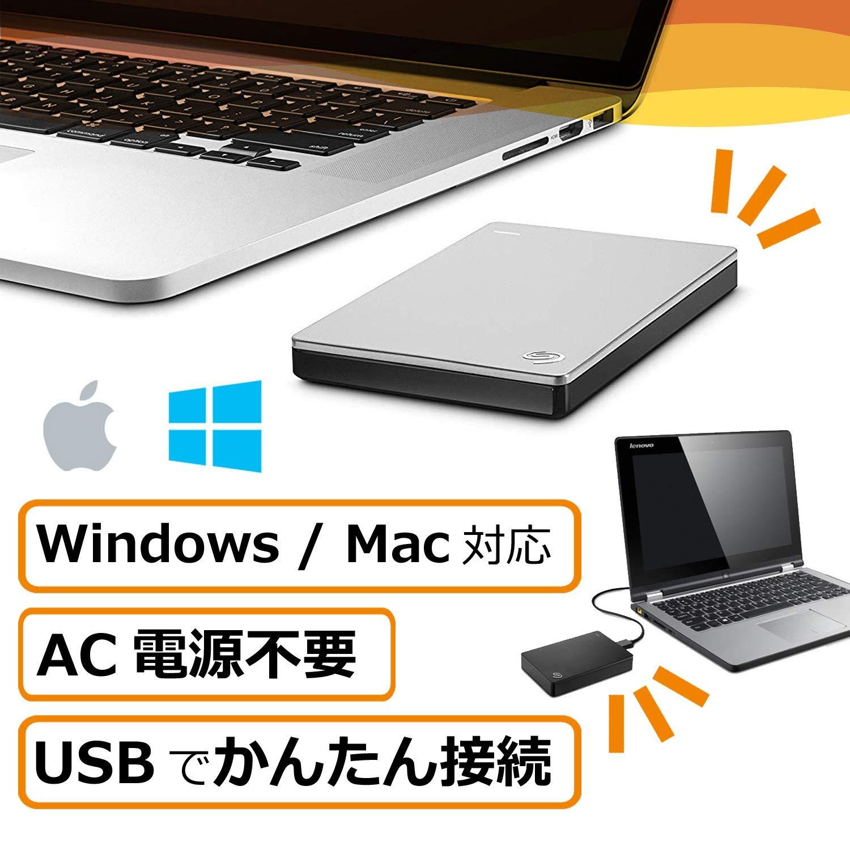 Seagate 2tb Backup Plus Slim Black Usb 30 External Hard Drive For Transcend Storejet 1tb 25amp039 25m3 Pc Mac With 2 Months Free Adobe Photography Plan Kaspersky Antivirus 1 Year