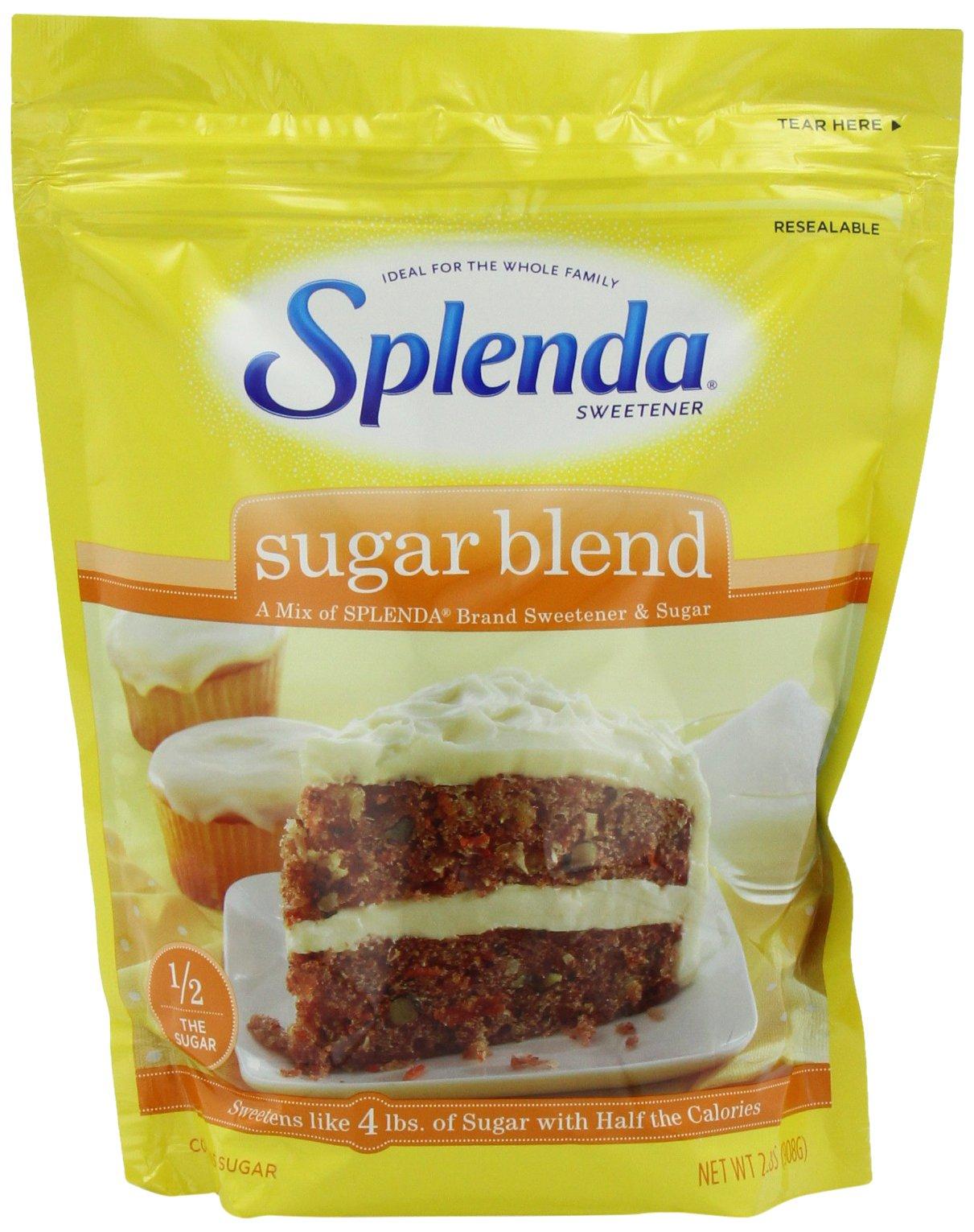 Splenda Sugar Blend, 32 Ounce Bag (Pack of 3)