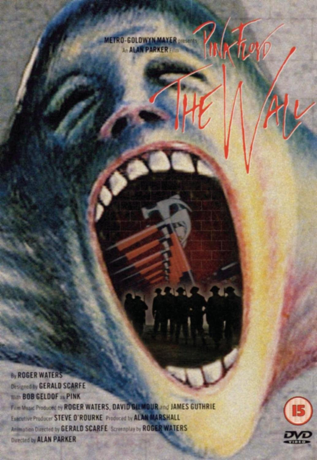 Pink Floyd: The Wall [DVD]
