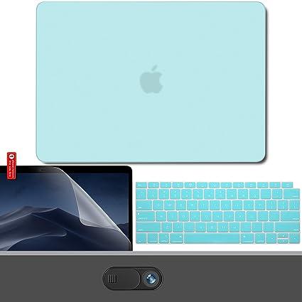 GMYLE - Carcasa rígida Transparente para Apple MacBook Air ...