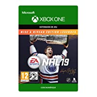 NHL 19: Legends Edition Upgrade DLC | Xbox One - Code jeu à télécharger
