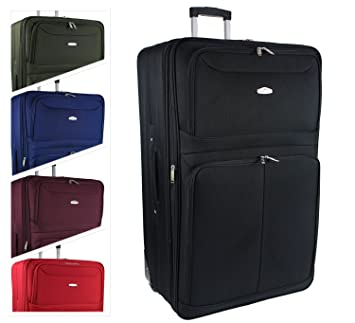 5a55281eb876 ARIANA Lightweight Luggage Trolley Suitcase Travel Cabin Bag Hand Luggage -  RT42